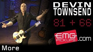 "Devin Townsend gives EMGtv ""More"""