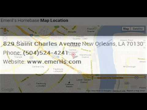Emeril's Homebase Corporate Office Contact Information