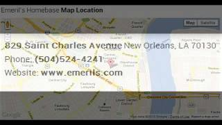 Emeril's Homebase Corporate Office Contact Information Thumbnail