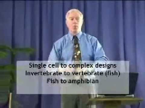 Mike riddle Exposes the Fossil Record that Support Evolution 1-6