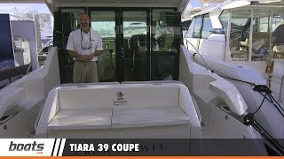Tiara 39 Coupe: First Look Video