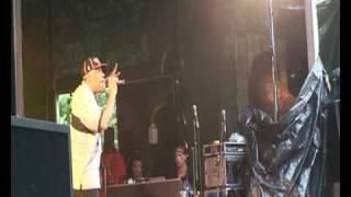 Burro Banton - Tek A Set-Reggae Jam 2009.Germany