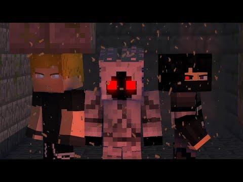 """Cold"" - A Minecraft Original Music Video"