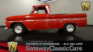 1965 Chevrolet C10 - Louisville - Stock # 927