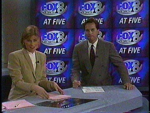 WVUE-TV Fox 8 New Orleans, La. 5pm News 6/19/96