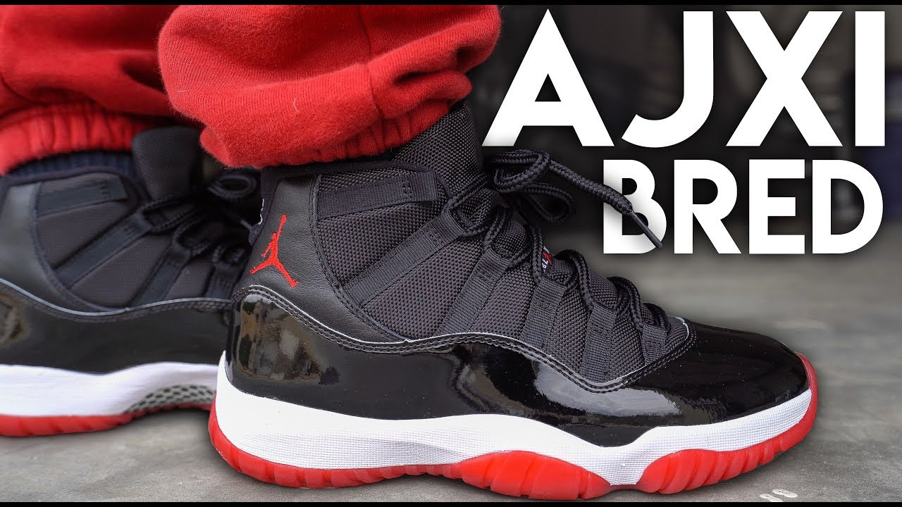 Air Jordan 11 Bred 2019 Review And On Foot In 4k Youtube