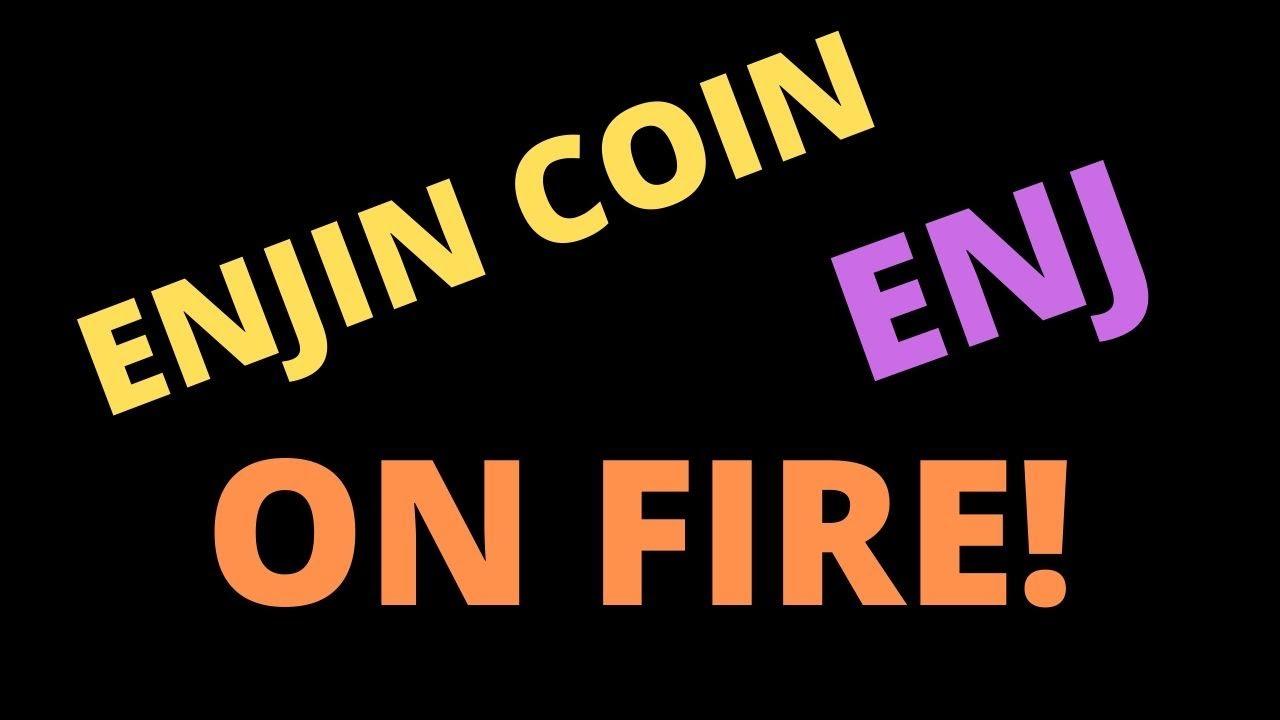 Enjin Coin heating up🔥🔥🔥ENJ big move coming? 10