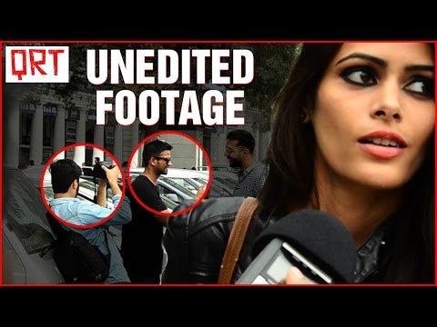 Thumbnail: Its Not Fu*k or Po*n - Funny Uncut Public Interviews | Social Experiments in India | QRT