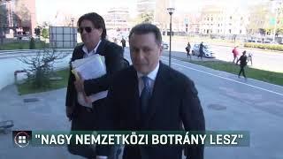 Nemzetközi botrány lehet: magyar diplomaták segítették Nikola Gruevszki szökését 18-11-17