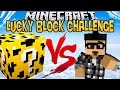 LUCKY BLOCK SPOTTED VS MINECRAFT NEWS ! | LUCKY BLOCK CHALLENGE |[FR]