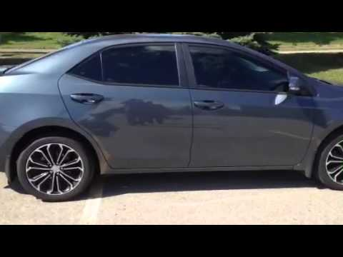 Tint Or Not To Tint 2014 Corolla S Youtube