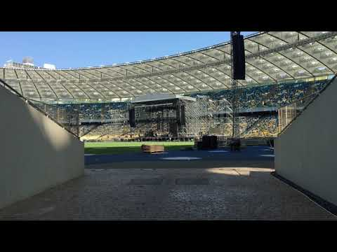 Imagine Dragons в Киеве.