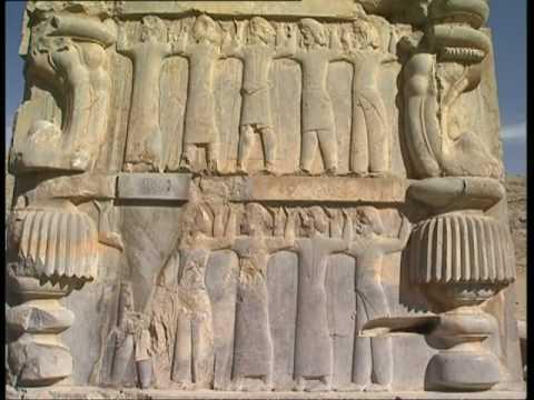 Découverte du Monde - Persépolis