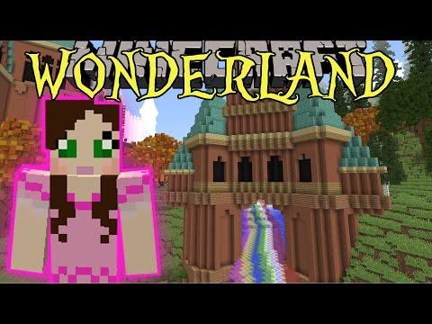 Minecraft: WONDERLAND (Custom Map)