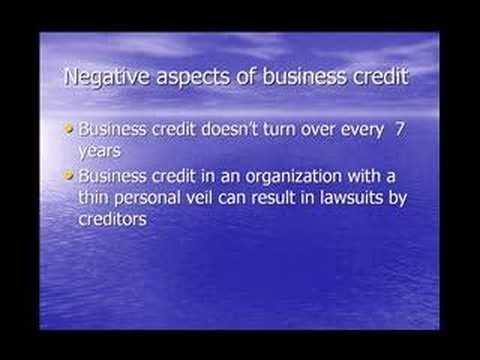 On-line Business Credit Course