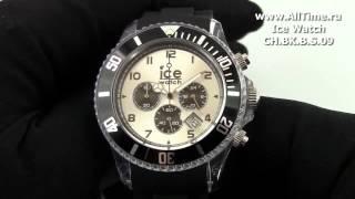 Обзор. Мужские наручные часы Ice Watch CH.BK.B.S.09