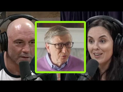 Joe Rogan On What Bill Gates Gets Wrong About People And Vaccines