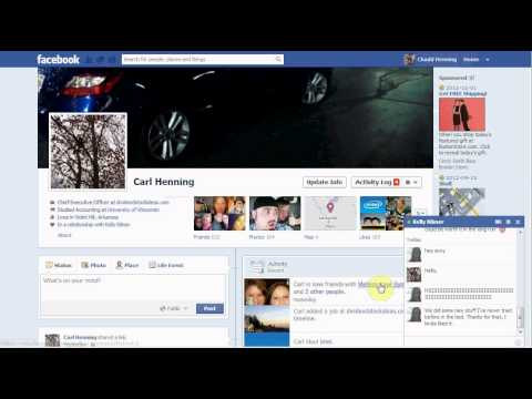 How to change your name on facebook timeline