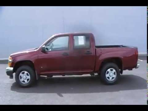 2007 gmc canyon 4wd crew cab sle1 z71 grand junction. Black Bedroom Furniture Sets. Home Design Ideas