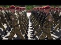Парад солдат дивизии Дзержинского на 9 мая 2018