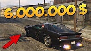 TheBrainDit: GTA ONLINE - ЛЕТАЮЩАЯ ТАЧКА ЗА 6000000$ #300