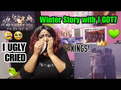 Winter Story with I GOT7 Reaction UGLY CRYING