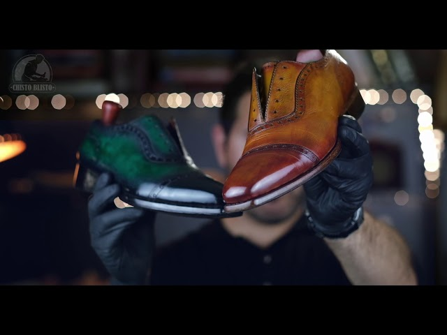 Патинаж обуви в Chisto Blisto