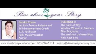 02-2021 -Dr Randall Nozawa andGuest Sandra Cooze - Intuitive Trauma Release & Self-Empowerment Coach