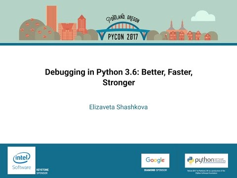 Image from Debugging in Python 3.6: Better, Faster, Stronger