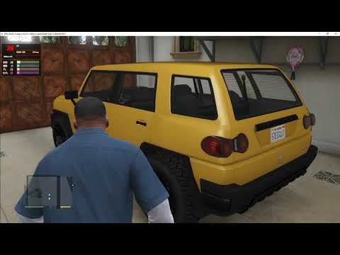 RPCS3 V0.0.10-10403 | Grand Theft Auto V [PS3 EMULATION]
