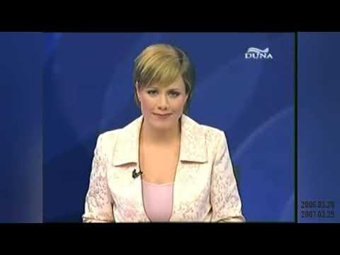 Duna TV Híradó Főcím Evolúció [1992-2019]