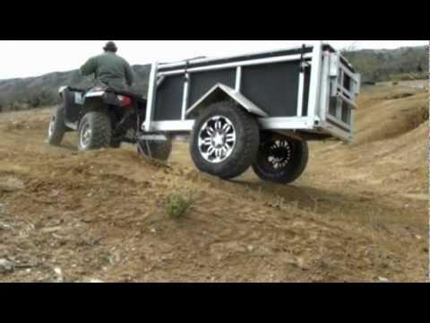 All Terrain Camper - YouTube