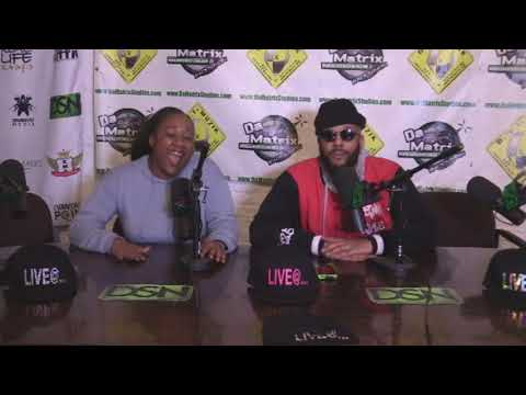 """""""Live @..."""" Radio Show ft. The Cast of """"Son's of KINGSTON"""" - Hot Topics w/ Co Host JIG"""