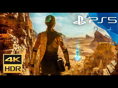 FIRST OFFICIAL PS5 GAMEPLAY! New Playstation 5 Gameplay Demo (4K)
