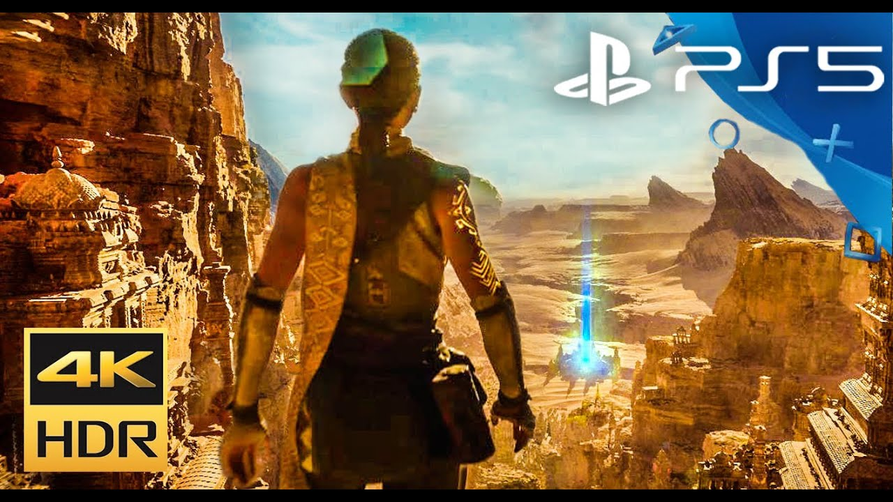 Epic Games announces Unreal Engine 5 with stunning PlayStation ...