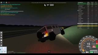 ROBLOX: UD: Westover Islands | Hummer H2 Offroading.
