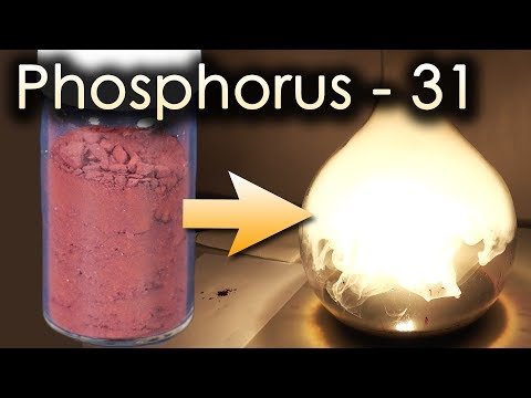 Phosphorus  - An Element, That IGNITES Everything AROUND IT!