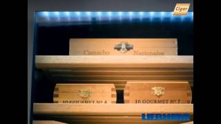 Обзор техники Liebherr. Винные шкафы и хьюмидоры
