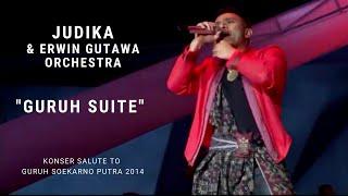 Judika - Guruh Suite (Konser Erwin Gutawa Salute to Guruh Soekarno Putra 2014)