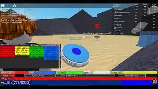 [ROBLOX BEYBLADE METAL FUSION BATTLE] Storm Pegasus 105RF vs Storm Aquario 100HF/S