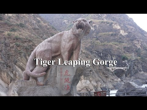 Tiger Leaping Gorge (TLG), Lijiang & Stone Forest, Kunming