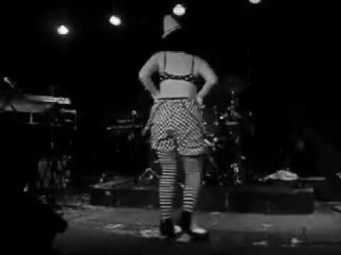 Little Brooklyn Burlesque Performance Mini The Moocher / Cartoon Clown