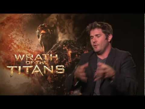Jonathan Liebesman talks directing 'Wrath of the Titans'