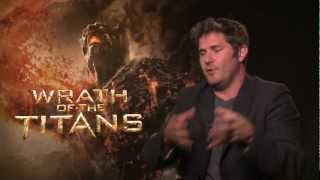 Jonathan Liebesman Talks Directing 'Wrath Of The Titans'