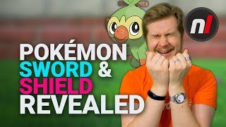 NEW Pokémon Switch Games Revealed! Extended Direct Reaction