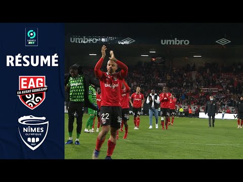 Guingamp Nimes Goals And Highlights