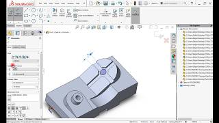 SolidWorks 2017 | CSWA Question 6