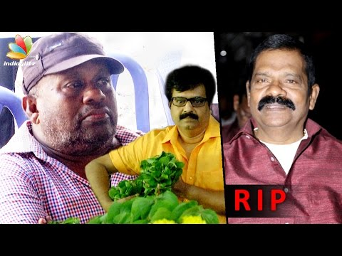 Vivek & Senthil pay homage to Veteran Actor Vinu Chakravarthy | Speech, Death Video