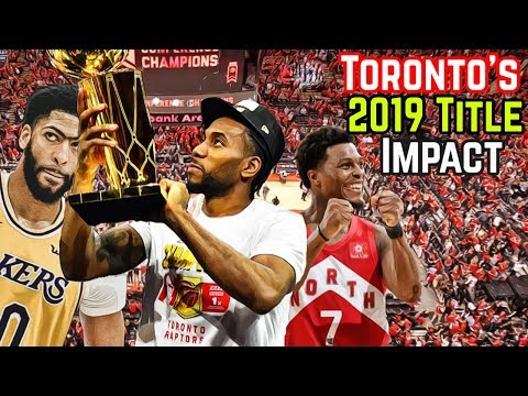 The Truth Behind What The Raptors Championship Means For The NBA