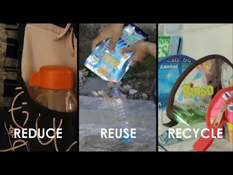 Iklan Layanan Masyarakat - 3R : Reduce Reuse Recycle